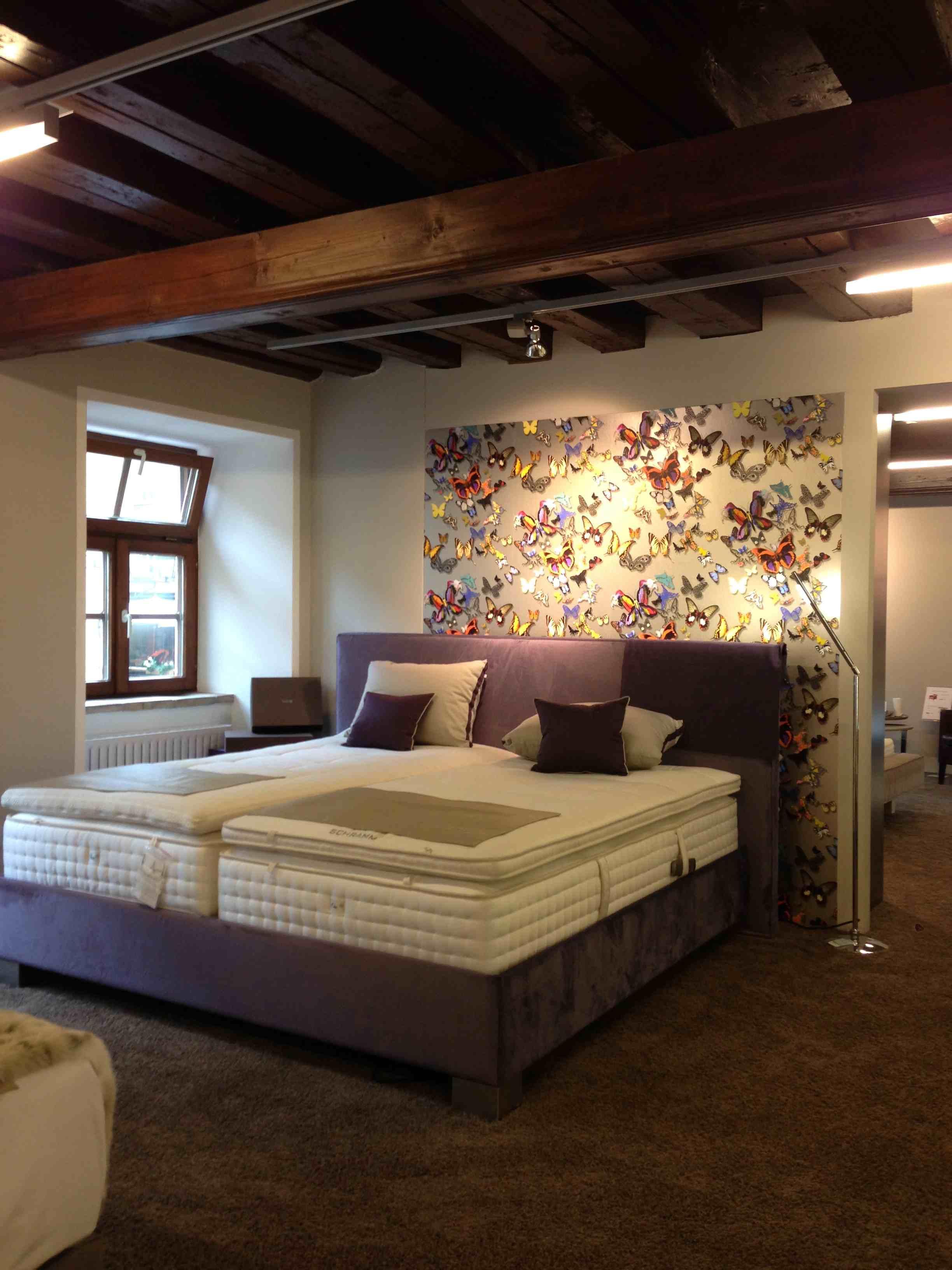 zuwachs f r unser schramm bettenstudio betten klobeck. Black Bedroom Furniture Sets. Home Design Ideas