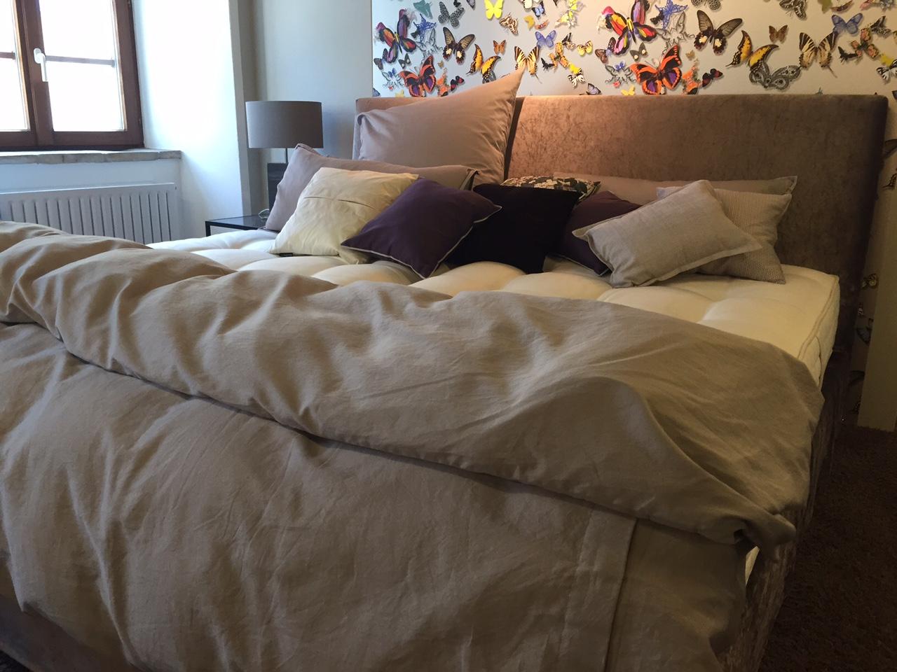 gute gr nde f r ein schramm bett betten klobeck. Black Bedroom Furniture Sets. Home Design Ideas